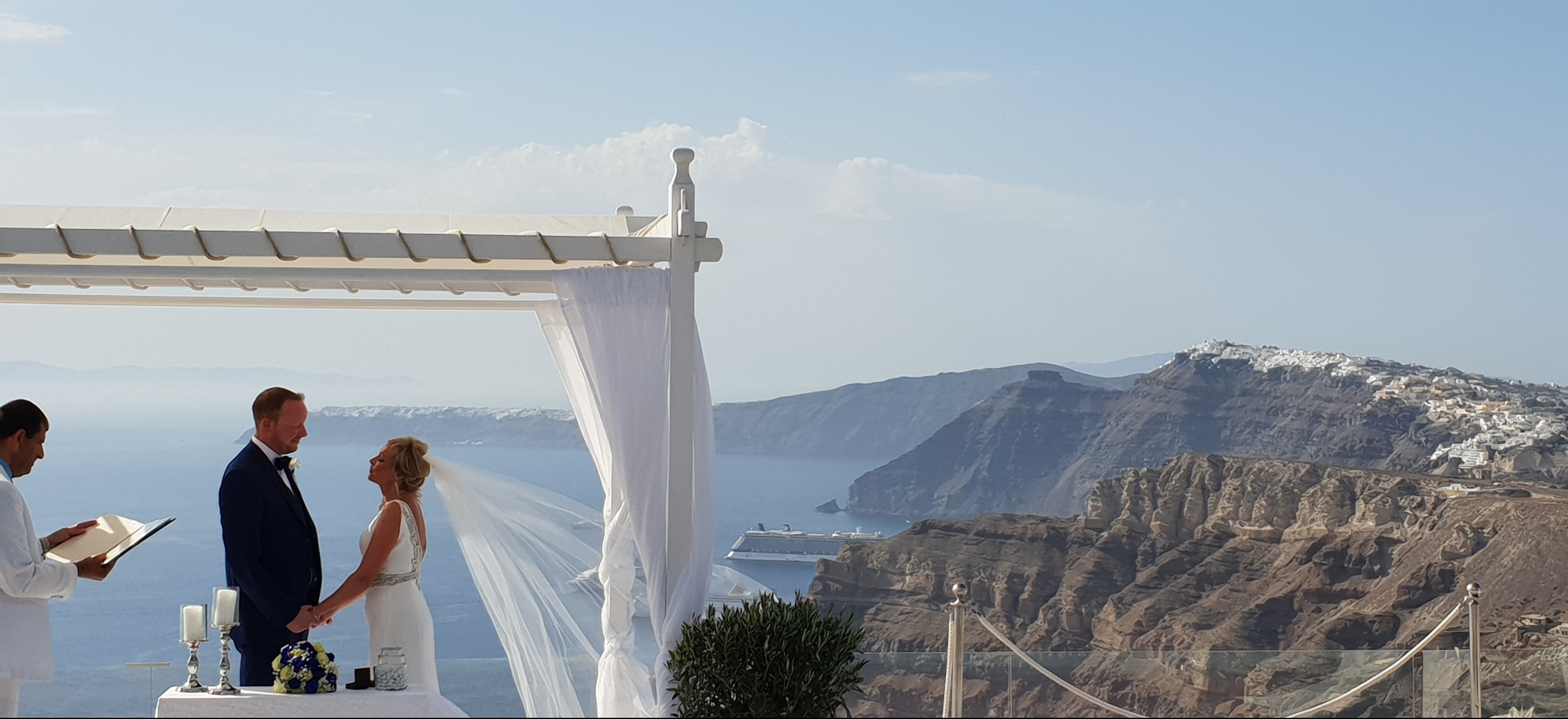 Santorini Wedding Services